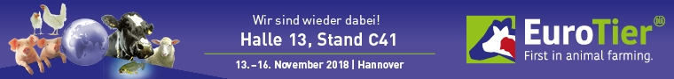 EuroTier 2018, Halle 13 Stand C41